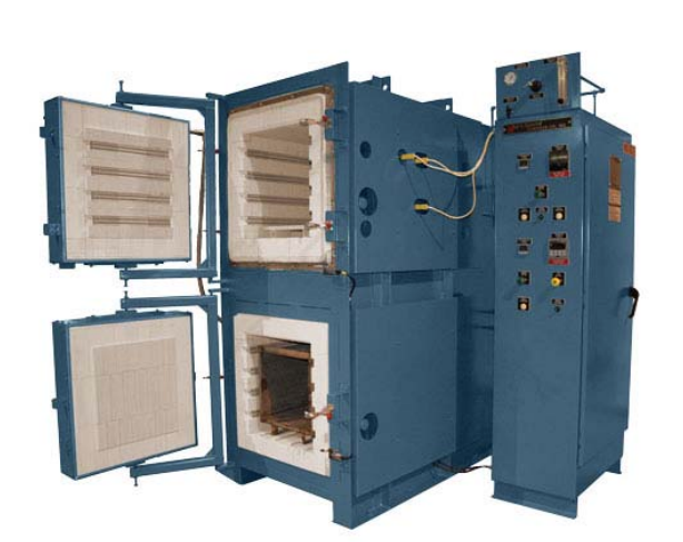 QDA SERIES: HIGH UNIFORMITY, DUAL CHAMBER FURNACE