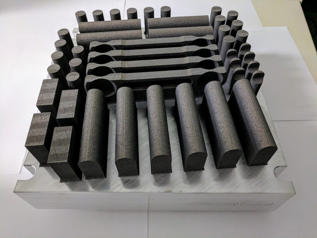 3D printing for powder metals