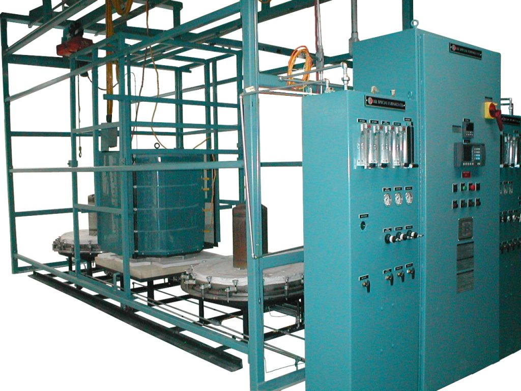 powder metals oven