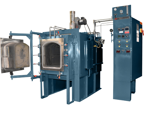 powder metal manufacturing furnace